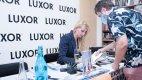 Křest knihy Odsouzená talentem se uskutečnil v pražském knihkupectví Luxor.