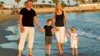 Rodinného štěstí v podobě partnera Thomase a synů Toma a Matta si Yvette moc váží. Žijí společně ve Španělsku.