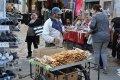 Tradiční trh v Medině v Sousse.