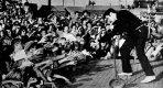 Elvisův koncert v rodném Tupelo na konci padesátých let minulého století.