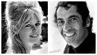 Brigitte a její první manžel Roger Vadim.