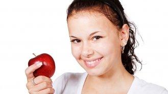 Potraviny, které bělí zuby