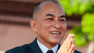 Norodom Sihamoni (68): Kambodžský král jako jediný monarcha na světě hovoří plynně česky!