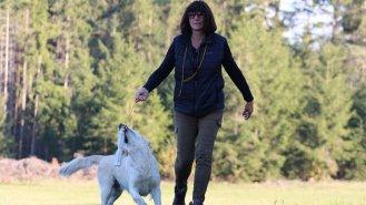 """Eva Píchová """"Psi mě nabíjejí energií a nenechají mě zahálet!"""""""
