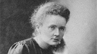 Marie Skłodowska-Curie (66): Žena, která rozbila atom