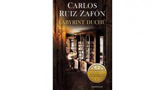 Pohřebiště zapomenutých knih: Labyrint duchů