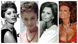Sophia Loren (85): Tajemství její krásy