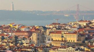 Lisabon: Nejslunečnější město v Evropě