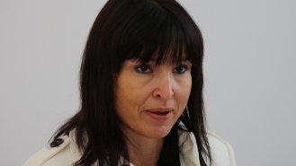 Simona Monyová (†44): Hřála si na prsou hada