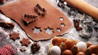 Mandlové kakaové cukroví bez lepku