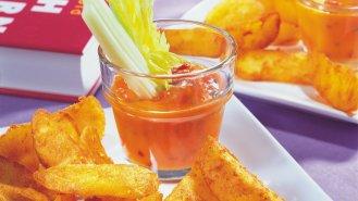 Ostrá salsa s celerem