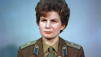 Valentina Těreškovová (82): Nedisciplinovaná kosmonautka, která se ve vesmíru bála