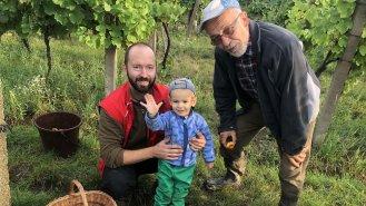 """Tomáš Petratur: """"Víno je součástí našeho života."""""""