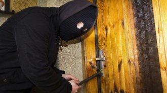 Před zloději vás uchrání pravidlo pěti minut
