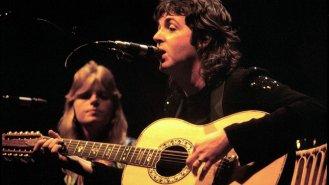 """Linda (†56) a Paul McCartney (77): Láskyplný """"pár století"""""""
