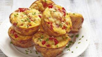Velikonoční slané muffiny