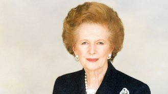 Margaret Thatcherová (†87): Železná lady považovala smích za zbytečný
