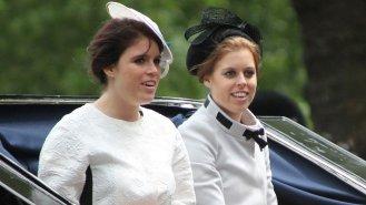 Princezny Eugenie (30) a Beatrice (32): Vnučky královny Alžběty