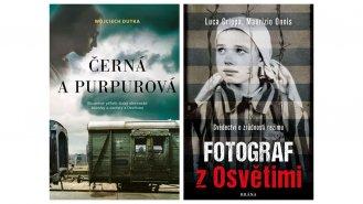 Mimořádné knižní novinky o holocaustu