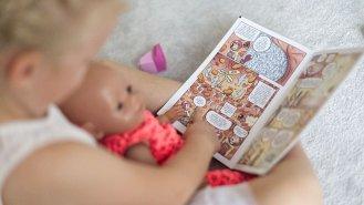 Medikomiks vysvětluje dětem, co to jsou vážné nemoci