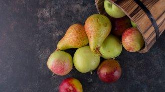Jablka a hrušky v první linii!