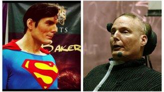 Christopher Reeve (†52): Statečný Superman