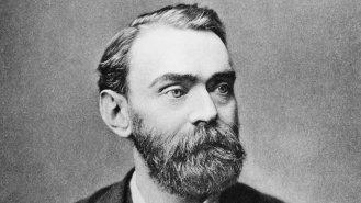 Alfred Nobel (†63): Měl výčitky, že vynalezl smrtící dynamit