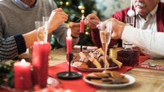 9 tipů na zdravější Vánoce