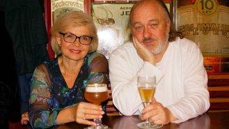 Daniela Kovářová a Ladislav Jakl: S pivem o pivu