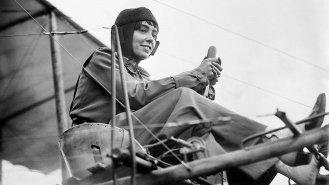 Hélène Dutrieu (†83): Žena mnoha povolání