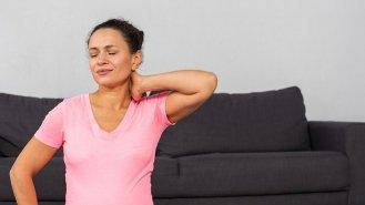 Zatuhlý krk uvolníte rychle i v práci