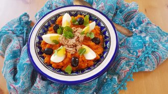 Salát ommek houria