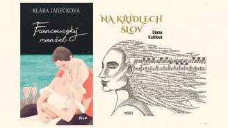 Poslední knižní novinky pro ženy