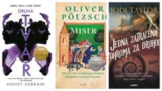 Co číst první červnový týden?