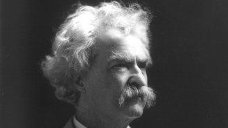 Mark Twain (†74): Muž šťastné hvězdy