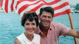 Nancy (†94) a Ronald (†93) Reaganovi: Z podprůměrných herců prezidentským párem