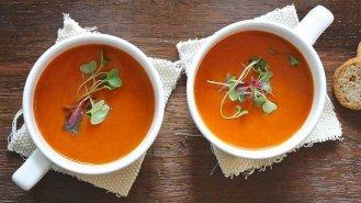 3 x mrkvová polévka na jiný způsob