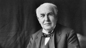 Thomas Alva Edison (†84): Muž, který rozsvítil zeměkouli