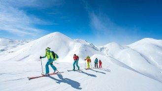 8 pravidel bezpečného pohybu na horách v zimě