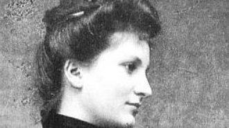 """Erotická múza Alma Mahlerová: """"Bludička, lákající muže do močálu svých vášní"""""""