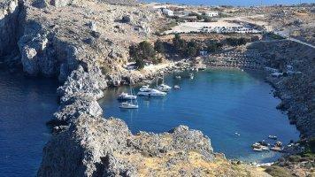 5 zastávek na Rhodosu: Ostrov, kde slunce svítí 300 dnů v roce