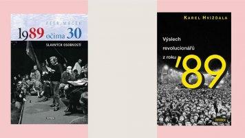 Výslech revolucionářů i 1989 očima slavných osobností
