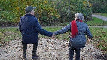 Příběh Blanky (47): Lásku babičky Boženky a dědy Františka semlely dějiny