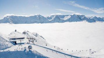 Ski amade: 5 rakouských lyžařských oblastí