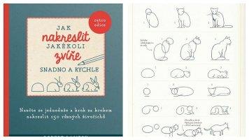 Naučte se nakreslit jakékoli zvíře!