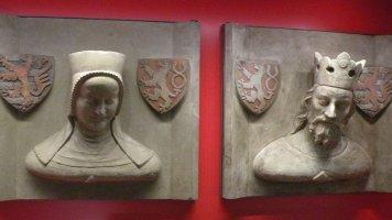 Eliška Přemyslovna a Jan Lucemburský: Manželství, které se moc nepovedlo...