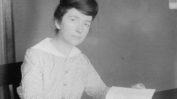 """Margaret Sanger (†86): """"Každé dítě by mělo být chtěné,"""" říkala propagátorka antikoncepce."""