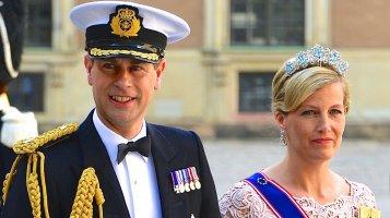 Edward (56) a Sophie (55): Nenápadný pár britské královské rodiny
