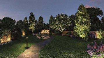 5 tipů, jak co nejlépe osvětlit zahradu