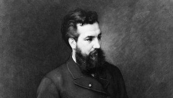 """Alexander Bell (†75): Muž, který dokázal """"přenést"""" hlas"""